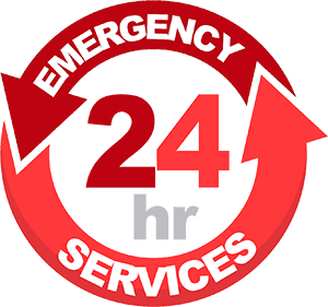24/7 Emergency Availability in Cherry Hill, South Jersey